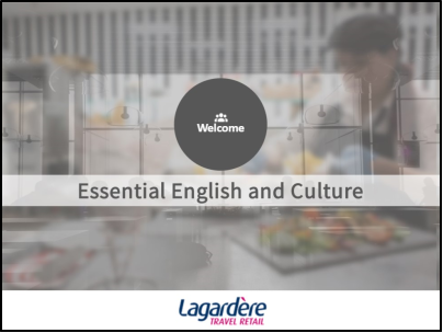 Essential English and Culture